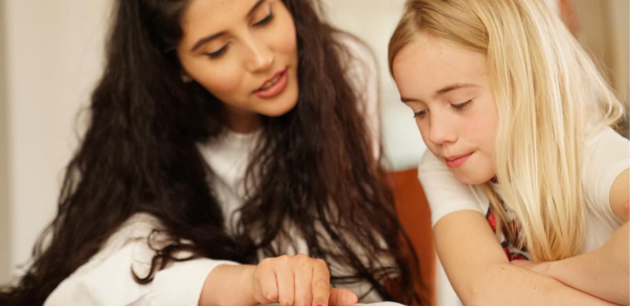 En lektiehjælper til dit barn