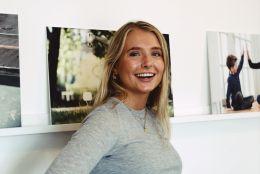 Julie Tegnebræt 1