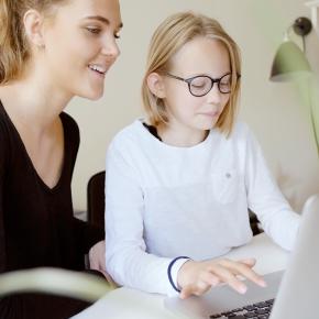 Rose-Marie deler sine erfaringer med lektiehjælp