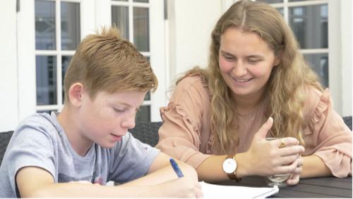 Lektiehjælpen tilrettelægges efter dit barns behov og læringsstil