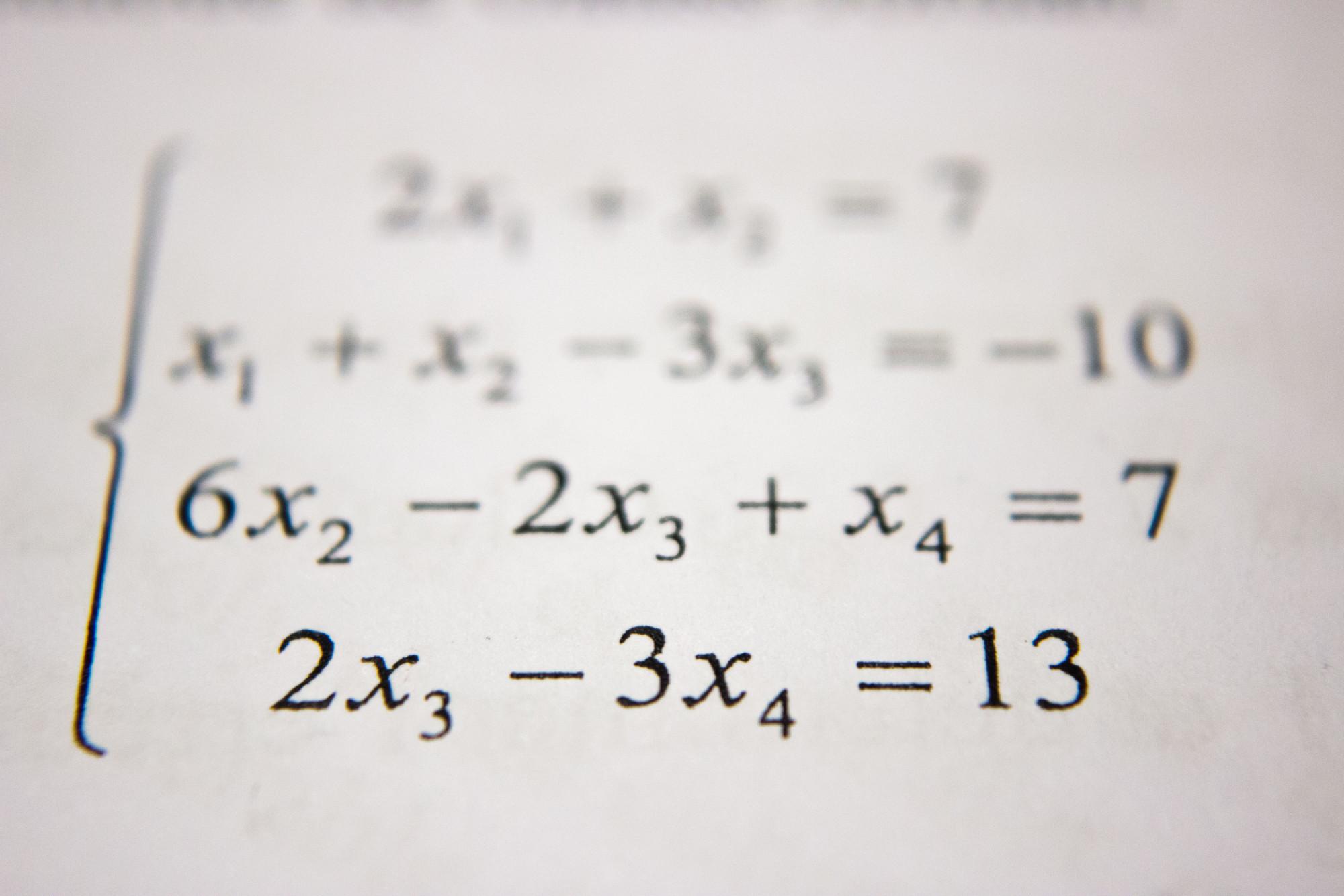 matematik billede